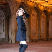 Photoshoot at Bethesda Arcade